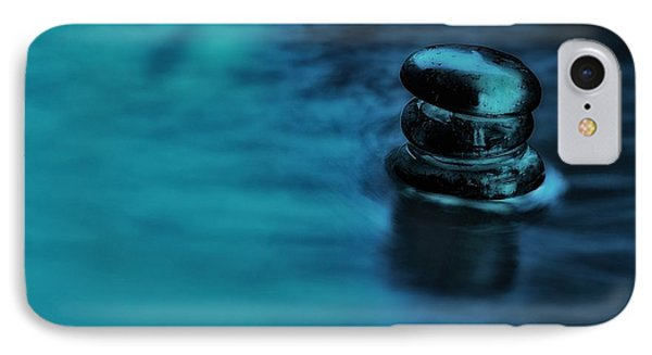 A Gentle Deluge IPhone Case by Mark Fuller