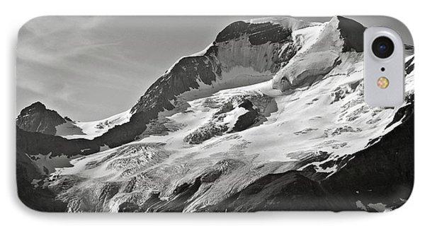 A Glacier In Jasper National Park IPhone Case