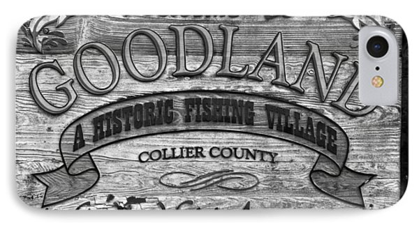 A Goodland Phone Case by David Lee Thompson