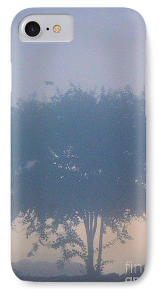 A Gothic Silhouette Phone Case by Maria Urso