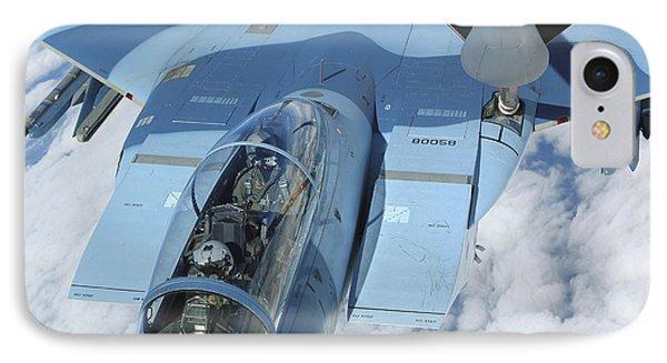 A Kc-135 Stratotanker Provides Phone Case by Stocktrek Images