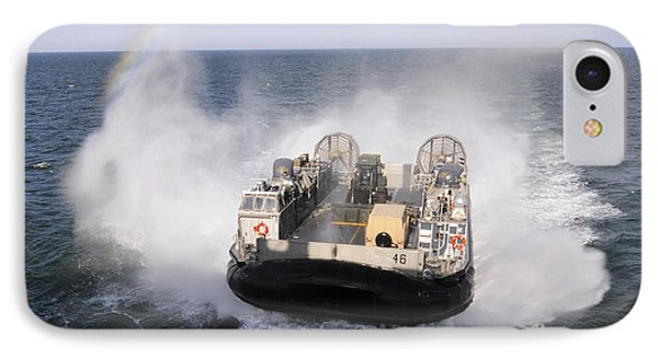 A Landing Craft Utility From Assault Phone Case by Stocktrek Images