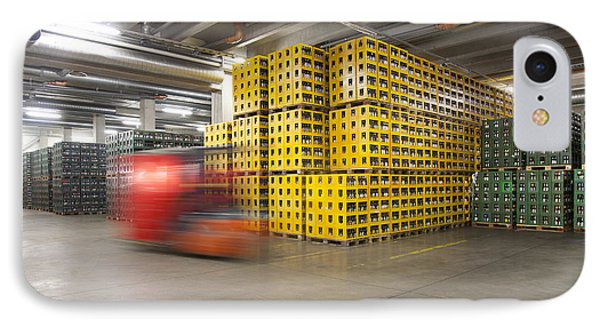 A Modern Brewery Warehouse In Estonia IPhone Case