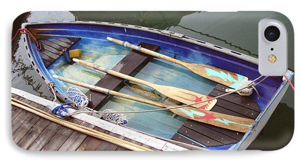 A Neat Boat IPhone Case by Hiroko Sakai