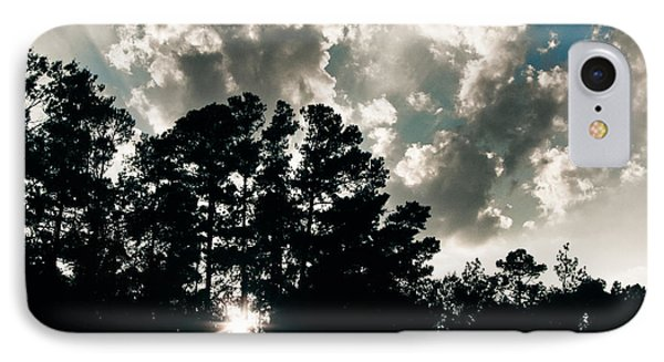A New Day IPhone Case by Jessica Brawley