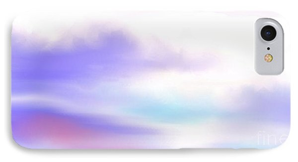 IPhone Case featuring the painting A New Day by Lori  Lovetere