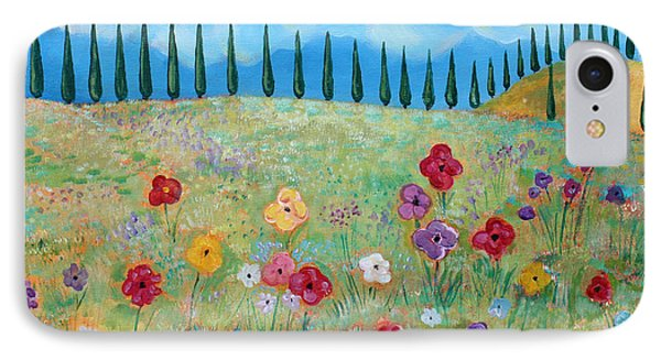 A Peaceful Place Phone Case by John Keaton