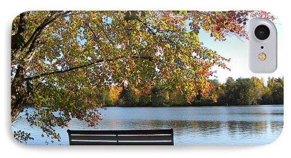 A Place For Thanks Giving Phone Case by Sandi OReilly