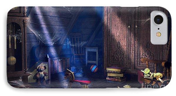 A Place Of Memories Phone Case by Jutta Maria Pusl