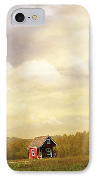 A Place To Call Home IPhone Case by Amy Tyler