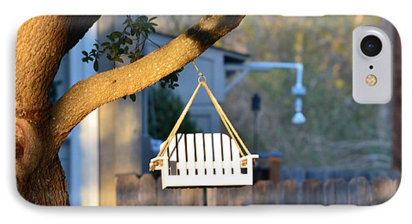 A Place To Perch Phone Case by Nikki Marie Smith