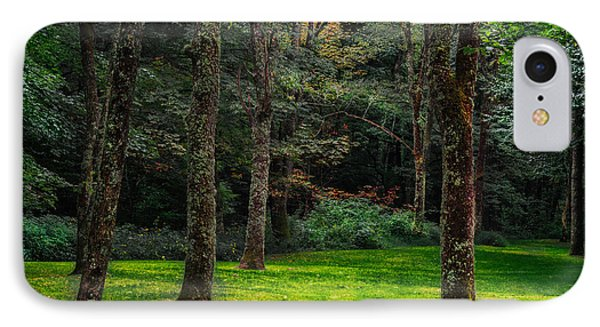 A Place To Unwind Phone Case by Scott Hervieux