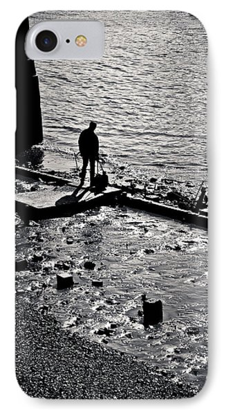 IPhone Case featuring the photograph A Quiet Moment... by Lenny Carter
