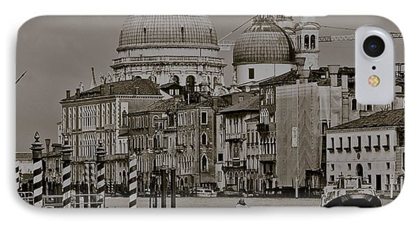 A Slice Of Venice Phone Case by Eric Tressler