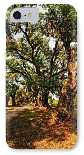 A Southern Stroll Phone Case by Steve Harrington