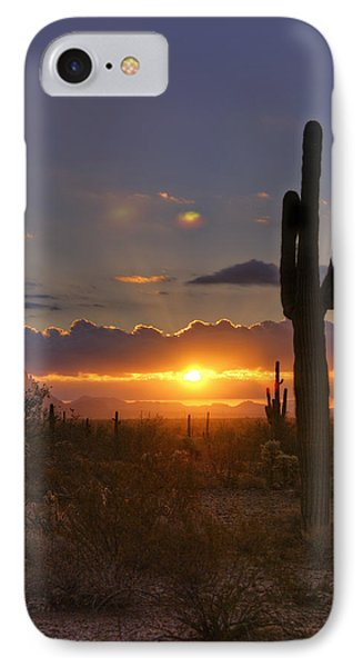 A Spectacular Sunrise  Phone Case by Saija  Lehtonen