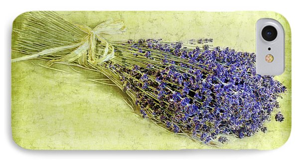 A Spray Of Lavender Phone Case by Judi Bagwell