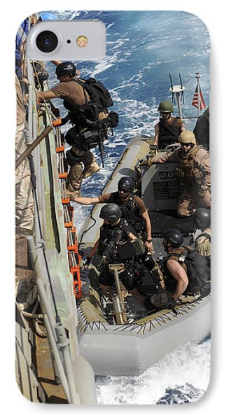 A Task Force Team Returns To Ship IPhone Case by Stocktrek Images