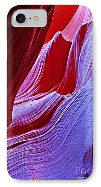 A Touch Of Purple IPhone Case