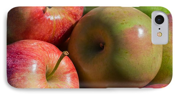 A Variety Of Apples Phone Case by Heidi Smith