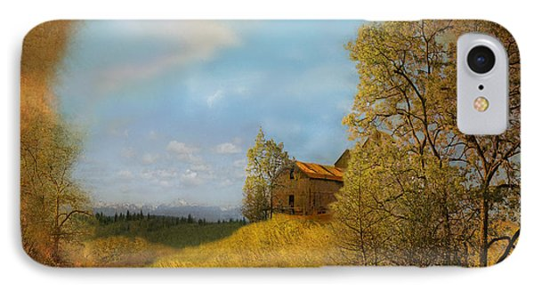 A View To Remember IPhone Case by Jeff Burgess