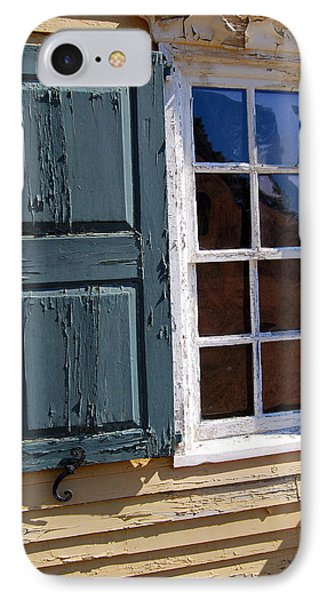 A Window Into The Past Wipp IPhone Case by Jim Brage
