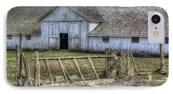 Abandoned Barn Phone Case by Eddie Yerkish