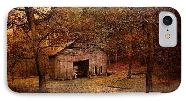 Abandoned Barn Phone Case by Jai Johnson