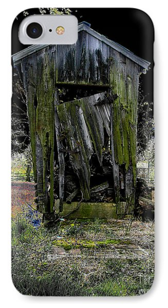 Abandoned Phone Case by Cindy Roesinger