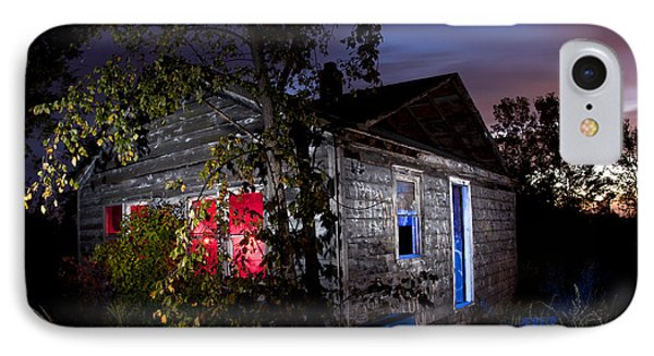 Abandoned Home IPhone Case by Cale Best