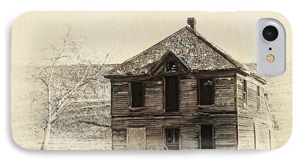 Abandoned Homestead - Okanogan Washington IPhone Case