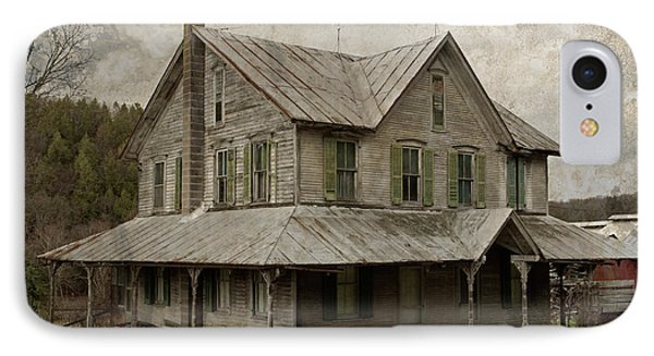 Abandoned Homestead Phone Case by John Stephens