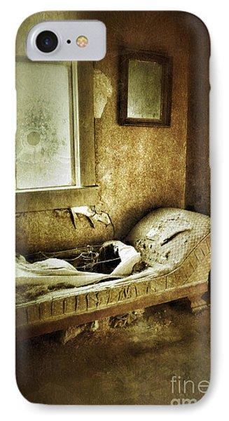 Abandoned Parlor Phone Case by Jill Battaglia