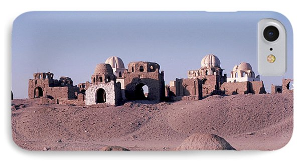 Abandoned Ruins In Afghanistan Phone Case by Carl Purcell