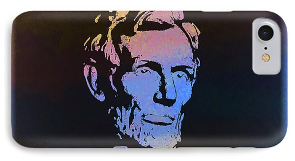 Abe Phone Case by Bill Cannon