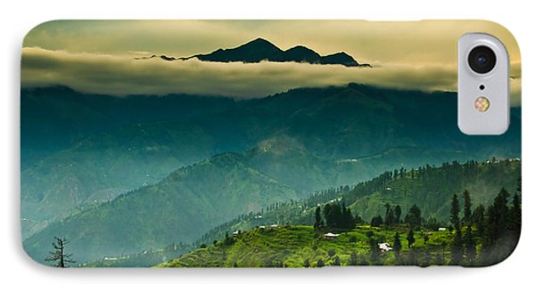 Above Clouds Phone Case by Syed Aqueel