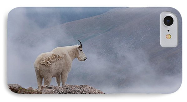 IPhone Case featuring the photograph Above The Clouds by Jim Garrison