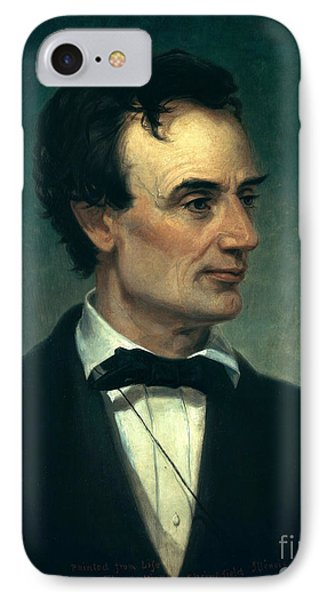 Abraham Lincoln, 16th American President Phone Case by Photo Researchers, Inc.