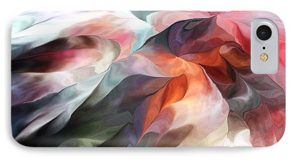 Abstract 062612 Phone Case by David Lane