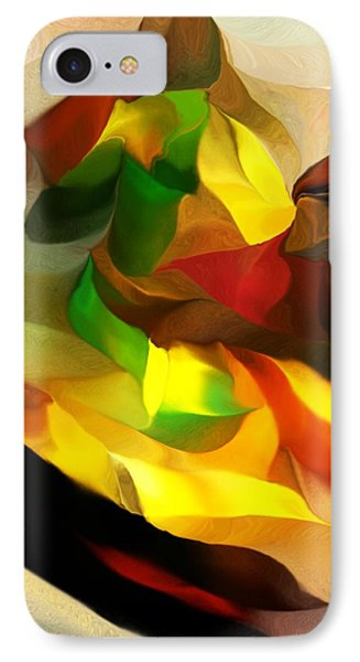 Abstract 080512 Phone Case by David Lane