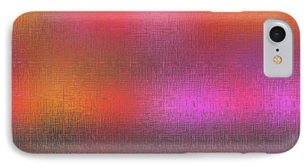 Abstract 245 Phone Case by John Krakora