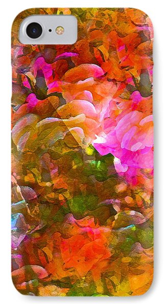 Abstract 271 Phone Case by Pamela Cooper