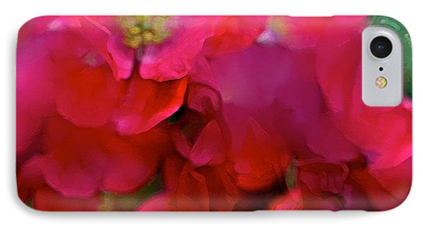 Abstract 277 Phone Case by Pamela Cooper