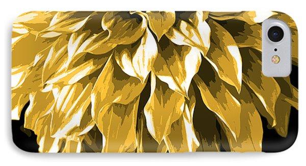 Abstract Flower 4 IPhone Case by Sumit Mehndiratta