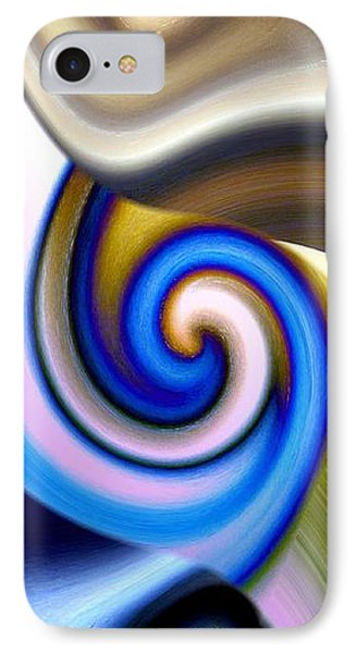 Abstract Fusion 114 Phone Case by Will Borden