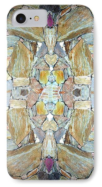 Abstract Fusion 67 Phone Case by Will Borden