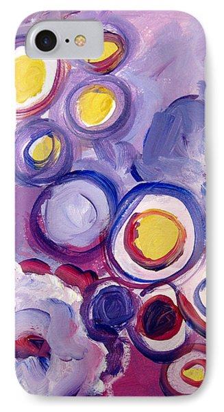 Abstract I Phone Case by Patricia Awapara