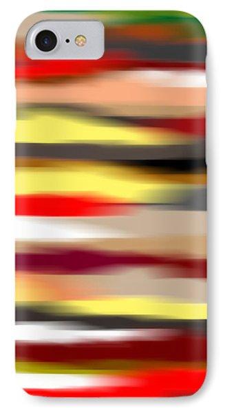 Abstract IIi IPhone Case by Saad Hasnain
