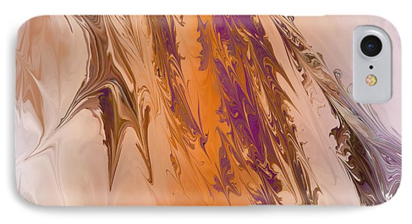 Abstract In July Phone Case by Deborah Benoit