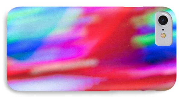 Abstract Oil Background Phone Case by Tom Gowanlock